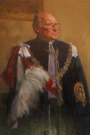 Lord Bingham portrait