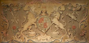 Image result for george III tapestry supreme court London