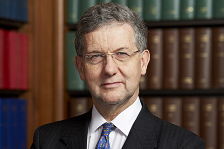Lord Hodge will be sworn-in as Deputy President of The Supreme Court on Thursday 13 February