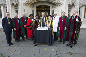 100th Anniversary of the Middlesex Guildhall